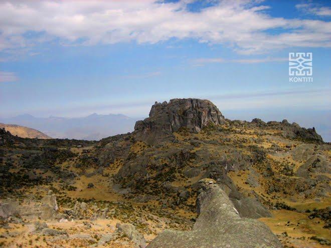 La Huaca de Wallallo, conocida como La Fortaleza.