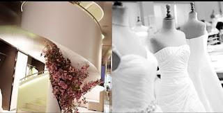 Manuel Mota, Pronovias, inauguración, Milán, Atelier, moda ceremonia,