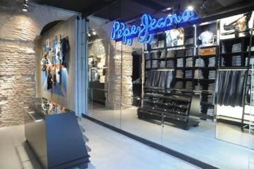 Pepe jeans mil n suits shirts for Pepe jeans oficinas