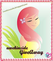 awekinside 1st Giveaway