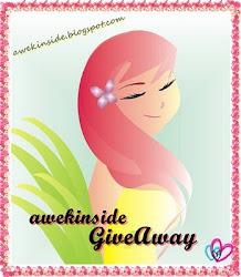 awekinside 1st Giveaway