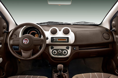 Fiat Uno Ecology