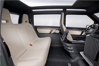 концепт кары Volkswagen Taxi