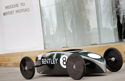 Bentley Greenpower Continental DC