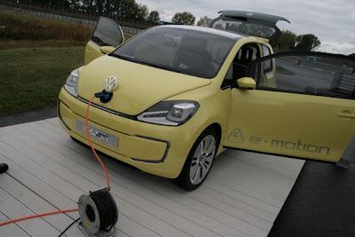 Народный автомобиль VW E-Up!