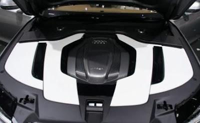 Двигатель Audi A8 Hybrid