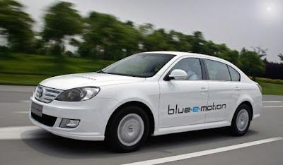 Volkswagen Lavida Blue-e-Motion