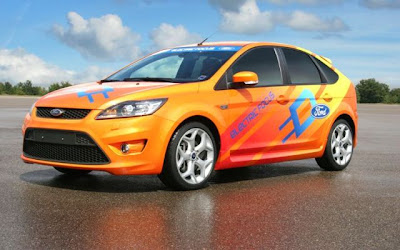 Ford Focus Electric в Европе