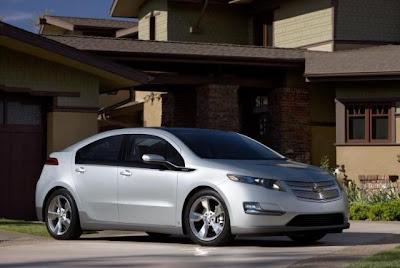 Первый серийный Chevrolet Volt