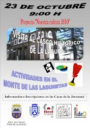 VISITA AL CASCO HISTÓRICO DE LA LAGUNA