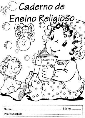 011 61 LINDAS CAPAS DE CADERNO! para crianças