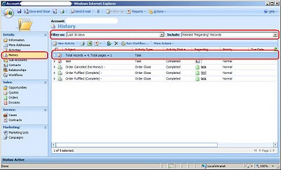 Update Rollup 4 for Microsoft Dynamics CRM 2013 Service