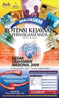 Gerak Usahawan Nasional 2009
