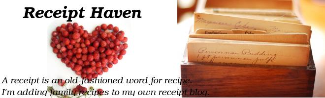 Receipt Haven