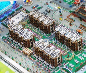 lego olympic village