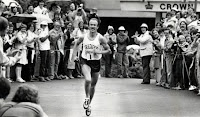 Greg Meyer 1983 Boston Marathon Champ