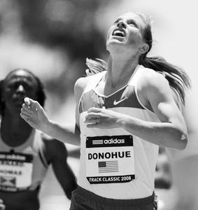 Erin Dohohue, Photo by Gabriel Bouys/Getty Images