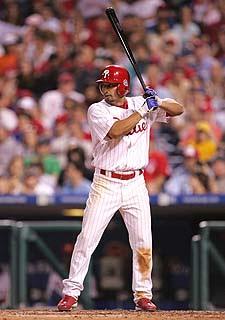 Shane at bat
