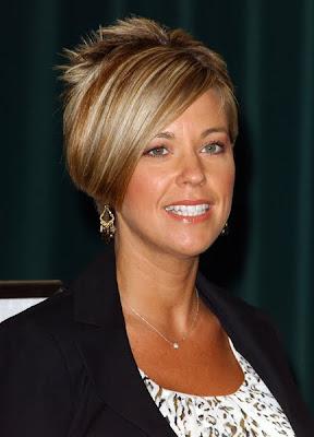 Kate Gosselin short hair