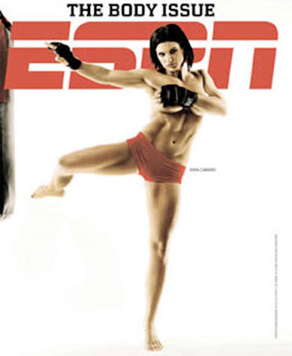 ESPN Body Issue - Gina Carano