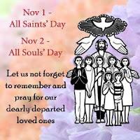 All Saints' Day - November 2010 Holidays