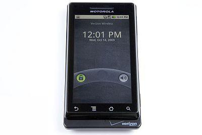 Motorola Droid - Droid release date