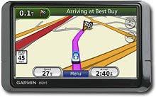 Garmin - nüvi 205W Portable GPS