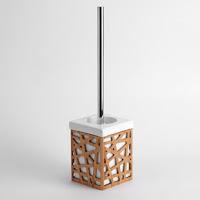 accessoires wc bambou. Black Bedroom Furniture Sets. Home Design Ideas