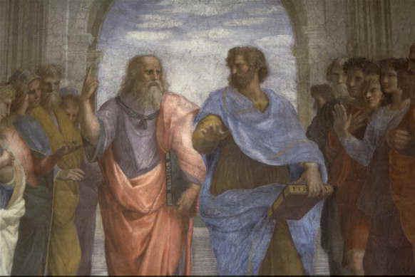 La Credenza Che La Realtà : La linea della conoscibilità platonica