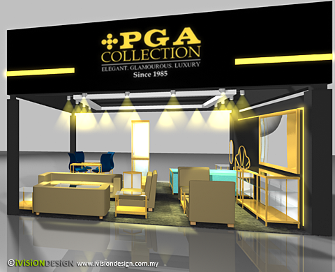 Exhibition Booth Design - Home Design & Decor Expo 2010