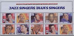 Jazz-Blues singers