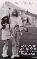 John & Yoko wedding