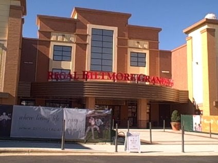 Theater listings and movie times for Regal Biltmore Grande Stadium 15 & RPX. This theatre offers: Automated Kiosks, Game Room, Party Room, Wheelchair Accessibility, Stadium Seating, Listening Devices, Print at Home Ticketing & Mobile Ticket.