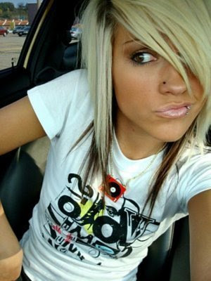 emo hair coloring ideas. Emo Hair Dye Ideas. G4DP