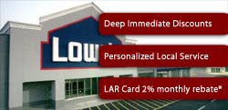 Lowe's Discount for Members