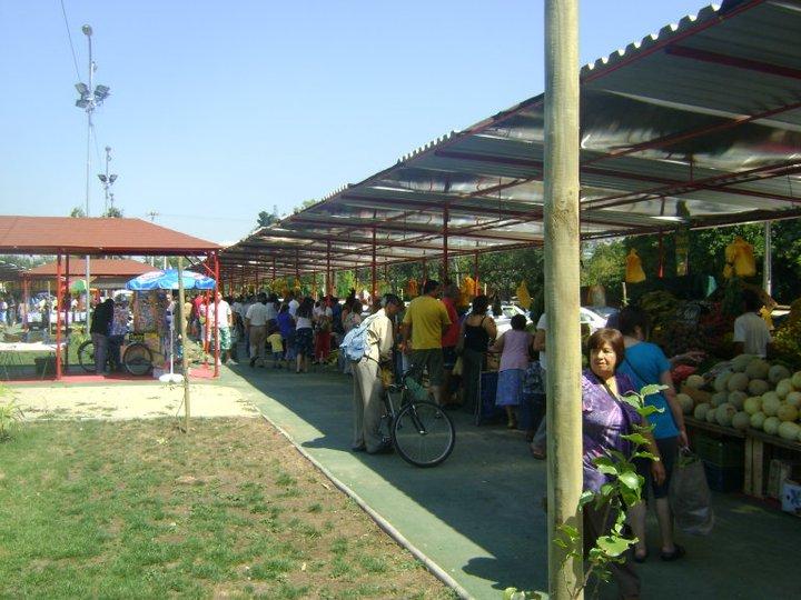 Feria Parque Nuestra Señora del Carmen