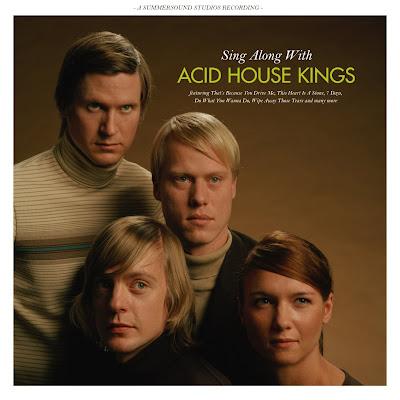 Tzeroxymox 2008 for Acid house albums