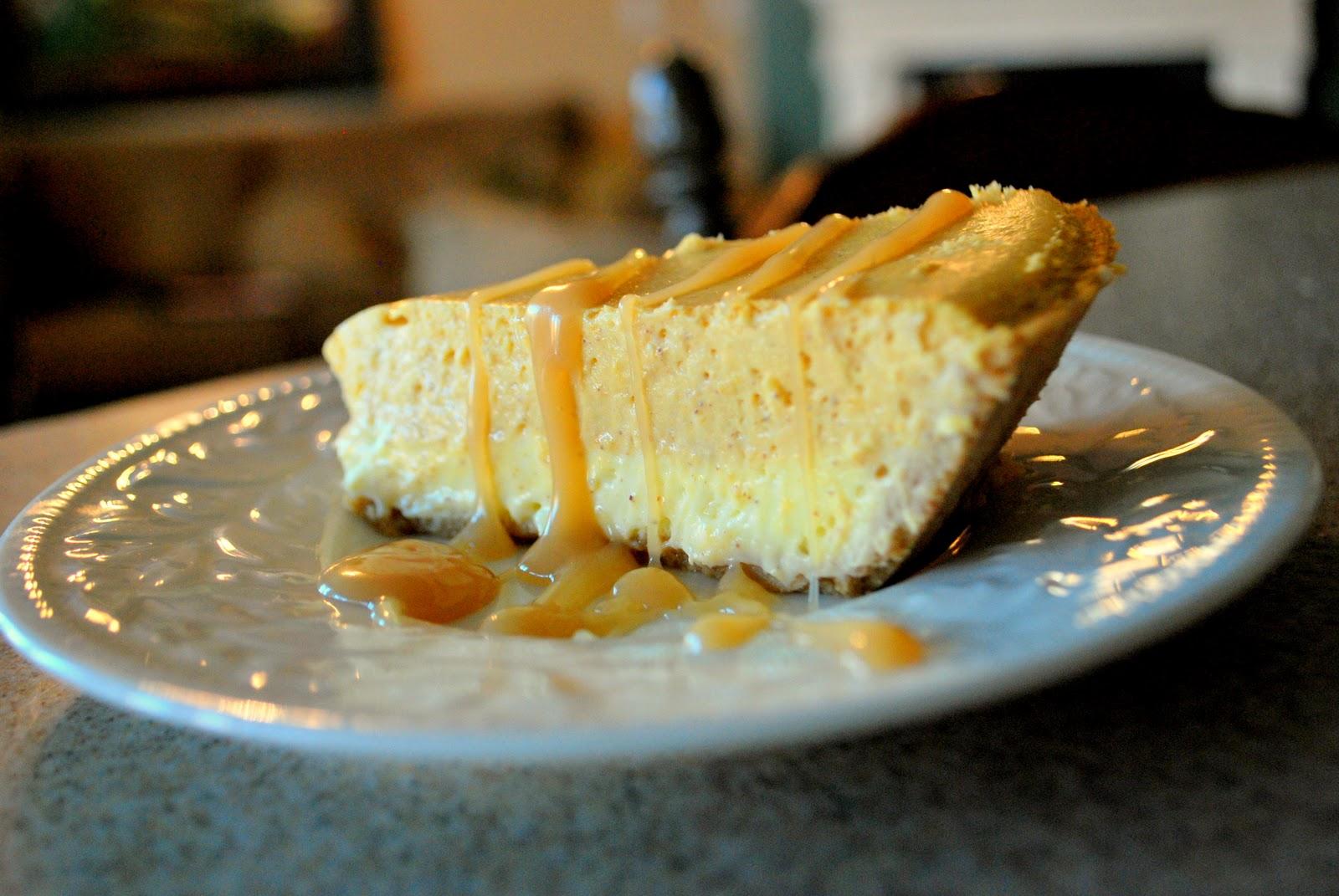 Layered Pumpkin Cheesecake Easy Double Layer Pumpkin