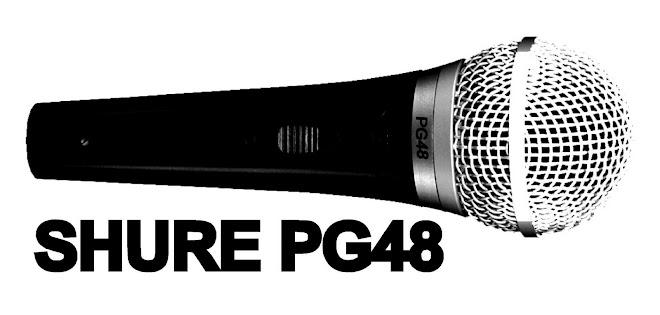 SHURE PG48