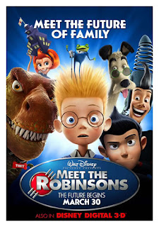 Meet he Robinsons film poster