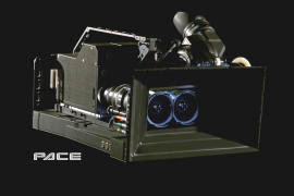 Pace 3-D Camera - 3-D Fusion or Reality Camera System