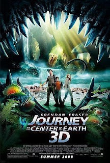 Journey to the Center of the Earth 3-D