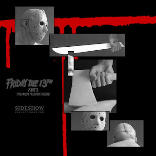 friday the 13th part 3 sideshow collectibles