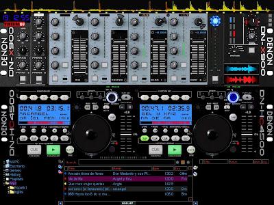 Aventuras y Opiniones de un DJ Ecuatoriano: Descarga el ... Virtual Dj Skins Denon