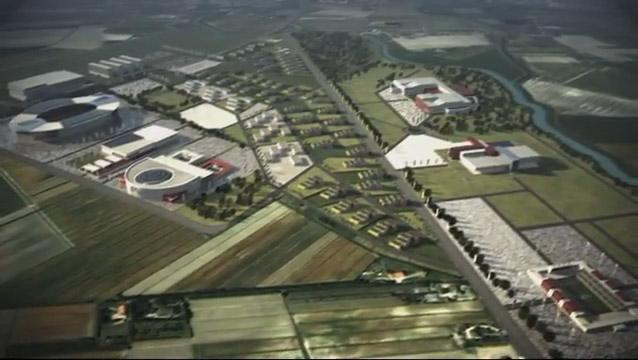venezia 2020, olimpiadi, quadrante olimpico