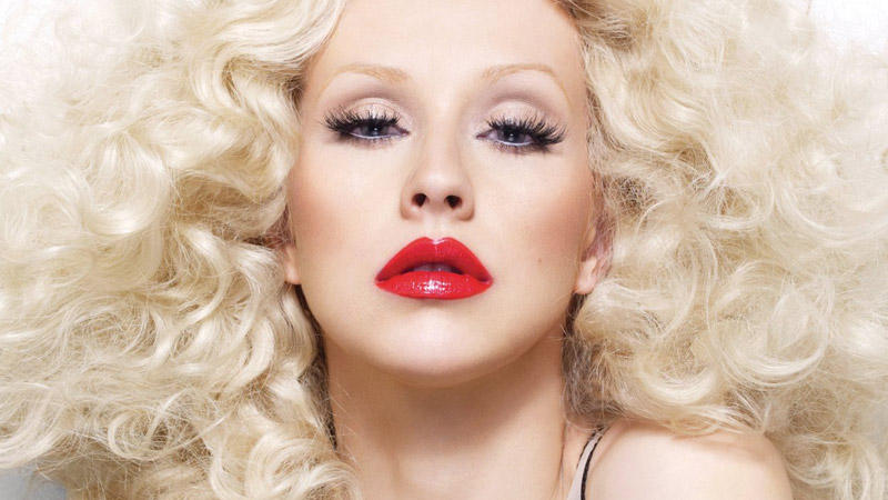 christina aguilera, bionic, album, photo