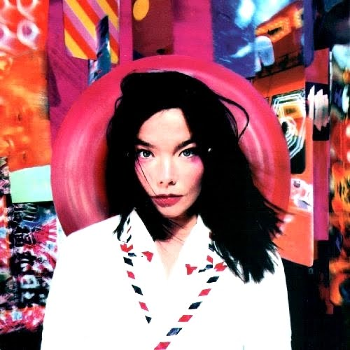 bjork post album cover