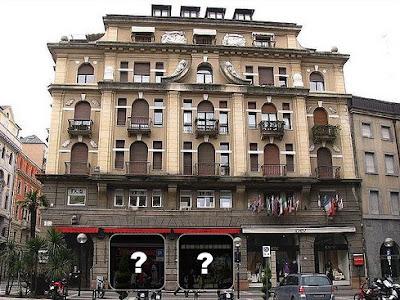 louis vuitton, piazza garibaldi, padova