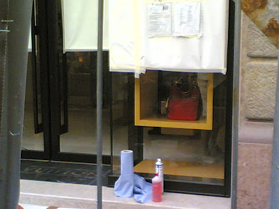 louis vuitton, monomarca, piazza garibaldi, padova