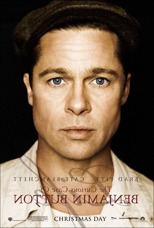 curious case of benjamin button, poster